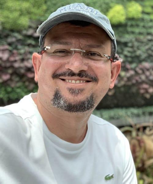 Prof. Dr. Marcelo Duarte da Silva